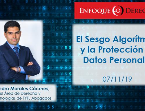 El Sesgo Algorítmico y la Protección de Datos Personales