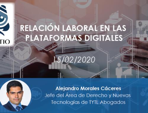 Relación Laboral en las Plataformas Digitales