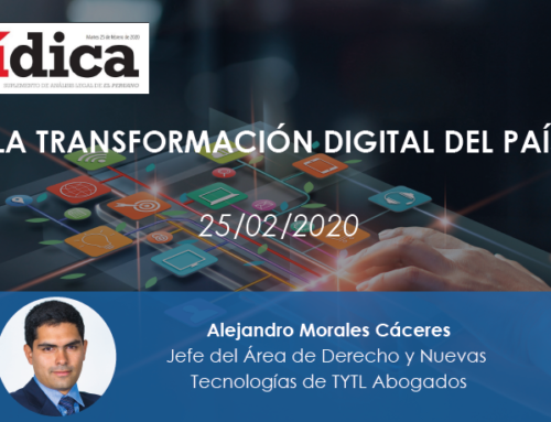 La transformación digital del país