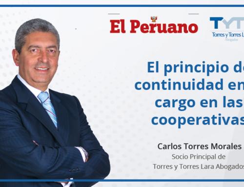 El principio de continuidad en el cargo en las cooperativas