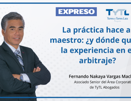 La práctica hace al maestro: ¿y dónde quedó la experiencia en el arbitraje?