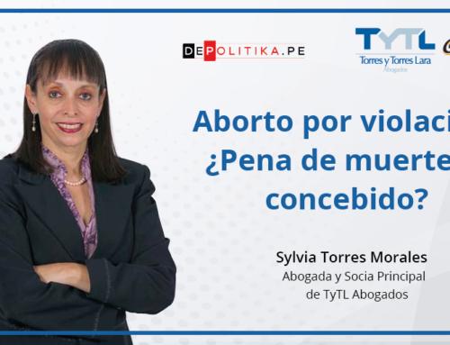 Aborto por violación: ¿Pena de muerte al concebido?